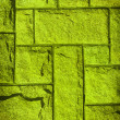 Green stonewall — Stock Photo #13866335