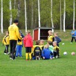 Soccer practice — Stock Photo #26479745