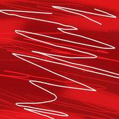 Красный и белый — Стоковое фото