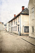 Picturesque street — Stock Photo