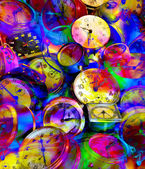 Colorful time — Foto Stock
