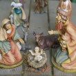 Stock Photo: Creche in Provence