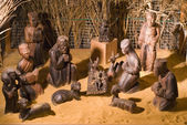 Creche in Provence — Stock Photo