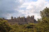 Historic City of Carcassonne — Stock Photo