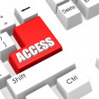 Stock Photo: Access
