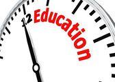 Eğitim zamanı — Stok fotoğraf