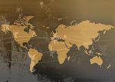 Globe security issues — Stok fotoğraf