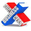 Guideline of success business — Stock Photo