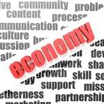 Постер, плакат: Economy concept