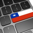 Chile — Stock Photo