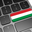 Hungary — Stock Photo