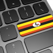 Uganda — Stock Photo