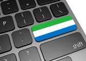 Sierra Leone — Stock Photo