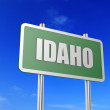 Idaho — Stock Photo