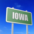 Iowa — Stock Photo