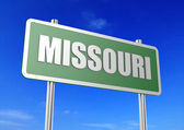 Missouri — Stock Photo