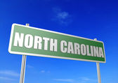North Carolina — Stock Photo