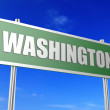 Washington — Stock Photo