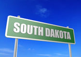 South Dakota — Stock Photo