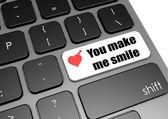 Tu me fais sourire — Photo
