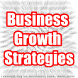 Business Growth Strategies — Stock Photo #34612029