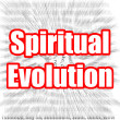 Stock Photo: Spiritual Evolution
