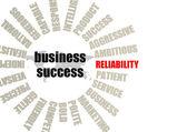 Reliability — Stock Photo