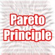 Pareto Principle — Stock Photo #34645899