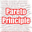 Stock Photo: Pareto Principle