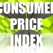 Consumer Price Index — Stock Photo