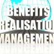 Benefits Realisation Management — Stock fotografie