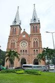 Notre Dame Church in Vietnam — Stock Photo