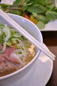 Vietnam rice noodle — Stock Photo