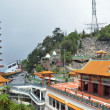 Stock Photo: Temple in Genting