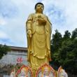 Giant Standing Buddha — Stock Photo