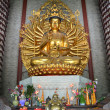 Buddha with thousand hand — Stockfoto