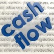 Cash flow — Stock fotografie