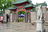 Foshan Ancestral Temple in Guangzhou, China — Foto Stock