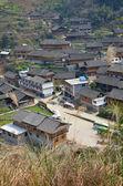 Etniczne miejscowości guangxi zhuang — Zdjęcie stockowe