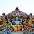Sri Mariamman Temple Singapore — Stock Photo