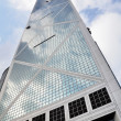 Bank of China tower in Hong Kong — Stock Photo