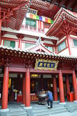 Buddha Tooth Relic Temple, Singapore — Foto Stock