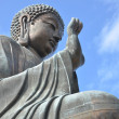 Stock Photo: Giant Buddha