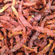 Dried chilies — Stock Photo
