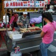 Stock Photo: Night market in Taiwan