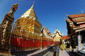 Tempel in chiangmai, thailand — Stockfoto