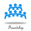 Friendship — Stock Photo