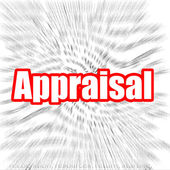 Appraisal — Stock Photo