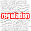 Stock Photo: Regulation