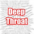 Deep Throat — Foto de Stock